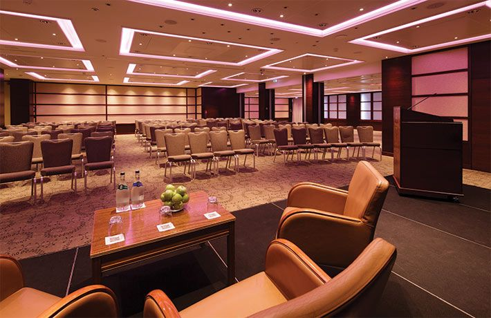 Sala de conferências do Pomme d'Or