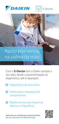 Descarregue o Flyer E-Doctor
